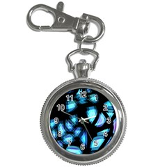 Blue light Key Chain Watches