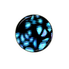 Blue light Hat Clip Ball Marker