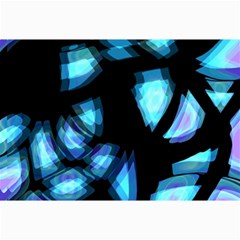 Blue light Collage Prints