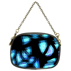 Blue light Chain Purses (Two Sides)
