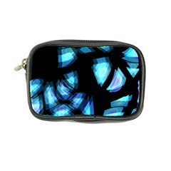 Blue light Coin Purse