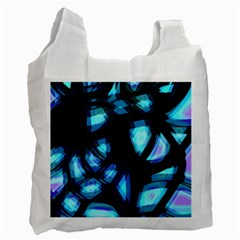 Blue light Recycle Bag (One Side)