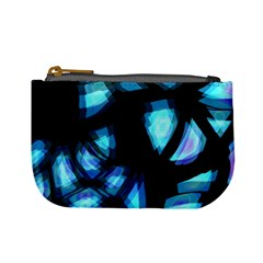 Blue light Mini Coin Purses