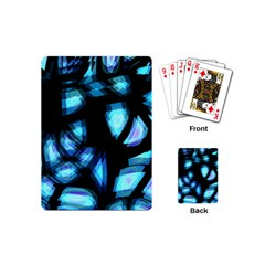 Blue light Playing Cards (Mini)