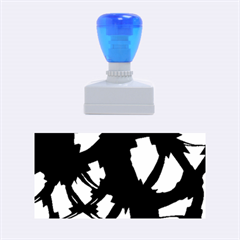 Blue light Rubber Stamps (Medium)