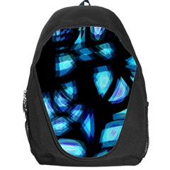 Blue light Backpack Bag