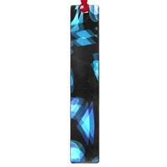 Blue light Large Book Marks