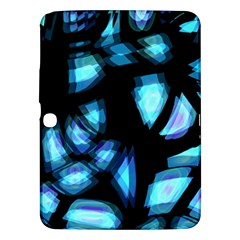 Blue light Samsung Galaxy Tab 3 (10.1 ) P5200 Hardshell Case