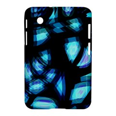 Blue light Samsung Galaxy Tab 2 (7 ) P3100 Hardshell Case