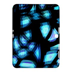 Blue light Samsung Galaxy Tab 4 (10.1 ) Hardshell Case
