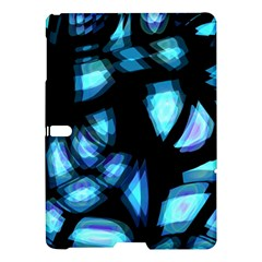 Blue light Samsung Galaxy Tab S (10.5 ) Hardshell Case