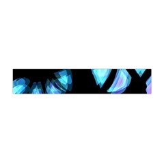 Blue light Flano Scarf (Mini)