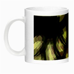 Follow The Light Night Luminous Mugs by Valentinaart