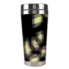 Follow The Light Stainless Steel Travel Tumblers by Valentinaart