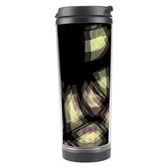 Follow The Light Travel Tumbler by Valentinaart