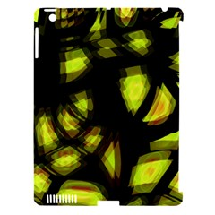 Yellow Light Apple Ipad 3/4 Hardshell Case (compatible With Smart Cover) by Valentinaart