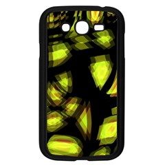 Yellow Light Samsung Galaxy Grand Duos I9082 Case (black) by Valentinaart