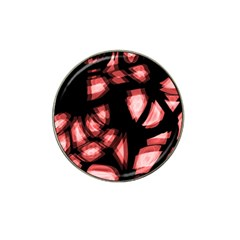 Red Light Hat Clip Ball Marker (4 Pack) by Valentinaart