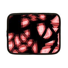 Red Light Netbook Case (small)  by Valentinaart