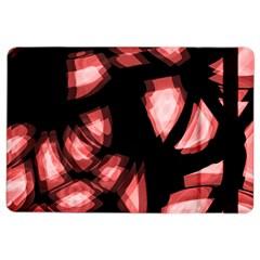 Red Light Ipad Air 2 Flip by Valentinaart