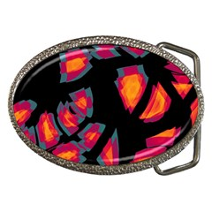 Hot, Hot, Hot Belt Buckles by Valentinaart