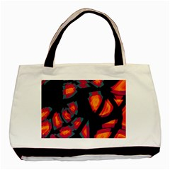 Hot, Hot, Hot Basic Tote Bag by Valentinaart