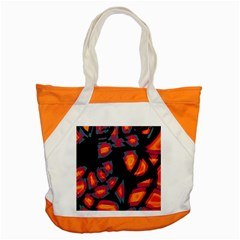 Hot, Hot, Hot Accent Tote Bag by Valentinaart