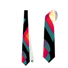 Hot, Hot, Hot Neckties (one Side)  by Valentinaart