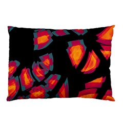 Hot, Hot, Hot Pillow Case (two Sides) by Valentinaart