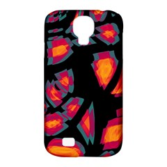 Hot, Hot, Hot Samsung Galaxy S4 Classic Hardshell Case (pc+silicone) by Valentinaart
