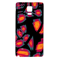 Hot, Hot, Hot Galaxy Note 4 Back Case by Valentinaart