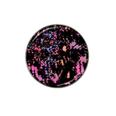 Put Some Colors    Hat Clip Ball Marker