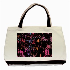 Put Some Colors    Basic Tote Bag (two Sides) by Valentinaart