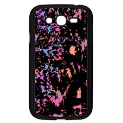 Put Some Colors    Samsung Galaxy Grand Duos I9082 Case (black) by Valentinaart