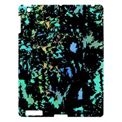 Colorful Magic Apple Ipad 3/4 Hardshell Case