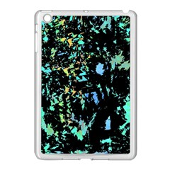 Colorful Magic Apple Ipad Mini Case (white) by Valentinaart