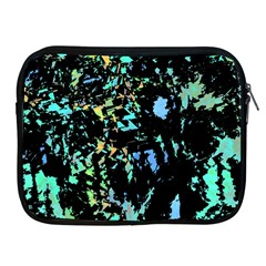 Colorful Magic Apple Ipad 2/3/4 Zipper Cases by Valentinaart