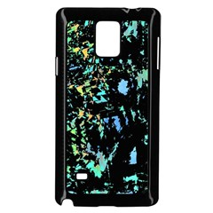 Colorful Magic Samsung Galaxy Note 4 Case (black) by Valentinaart