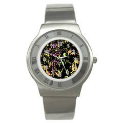 Good Mood Stainless Steel Watch by Valentinaart