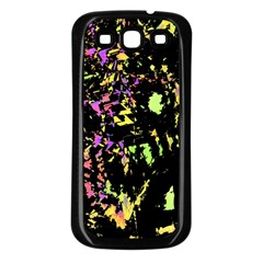Good Mood Samsung Galaxy S3 Back Case (black) by Valentinaart