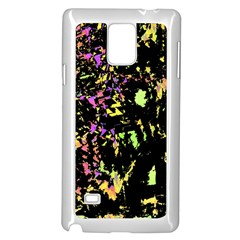 Good Mood Samsung Galaxy Note 4 Case (white) by Valentinaart
