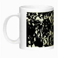 Black And White Miracle Night Luminous Mugs by Valentinaart