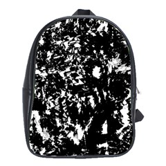 Black And White Miracle School Bags (xl)  by Valentinaart