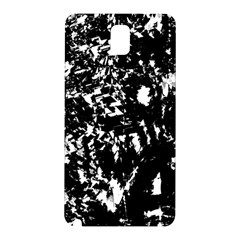 Black And White Miracle Samsung Galaxy Note 3 N9005 Hardshell Back Case