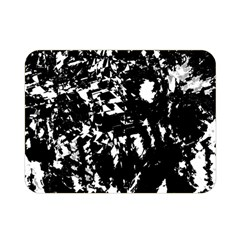 Black And White Miracle Double Sided Flano Blanket (mini)