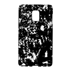 Black And White Miracle Galaxy Note Edge by Valentinaart
