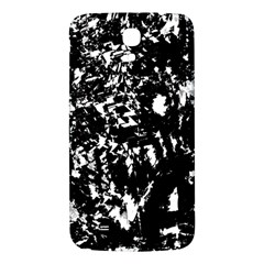 Black And White Miracle Samsung Galaxy Mega I9200 Hardshell Back Case by Valentinaart
