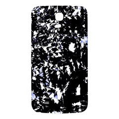 Little Bit Of Blue Samsung Galaxy Mega I9200 Hardshell Back Case by Valentinaart