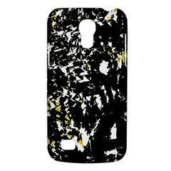 Little Bit Of Yellow Galaxy S4 Mini by Valentinaart