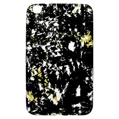 Little Bit Of Yellow Samsung Galaxy Tab 3 (8 ) T3100 Hardshell Case  by Valentinaart